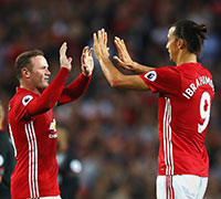 More success for the Red Devils?