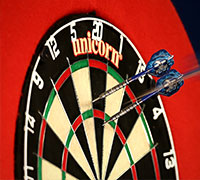 Thrilling darts matches await!